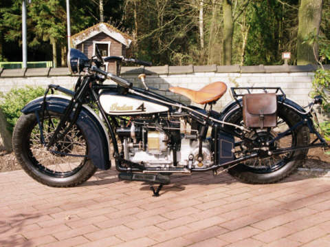 Indian Four 1929
