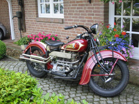Indian Four 1936