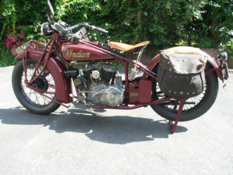 Indian Scout 101